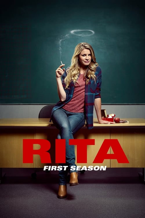 Cover of the Season 1 of Rita