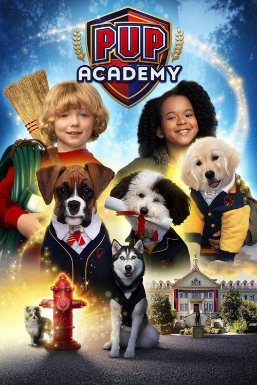 Cover of the Season 1 of Pup Academy