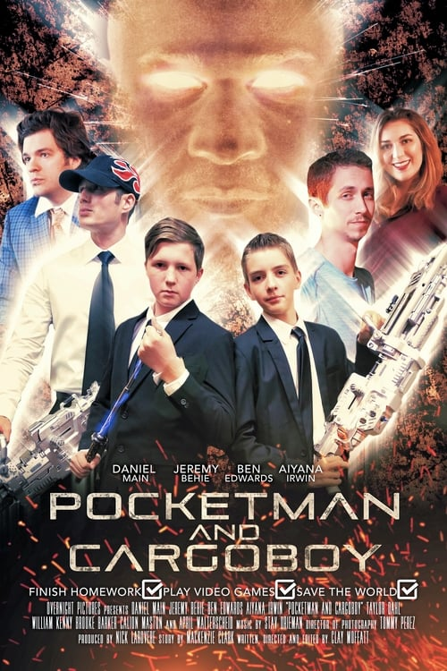 watch Pocketman and Cargoboy full movie online stream free HD