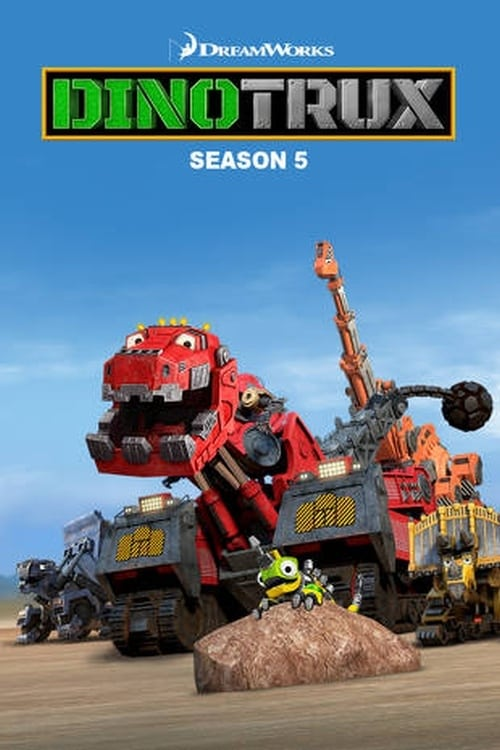 Cover of the Season 5 of Dinotrux