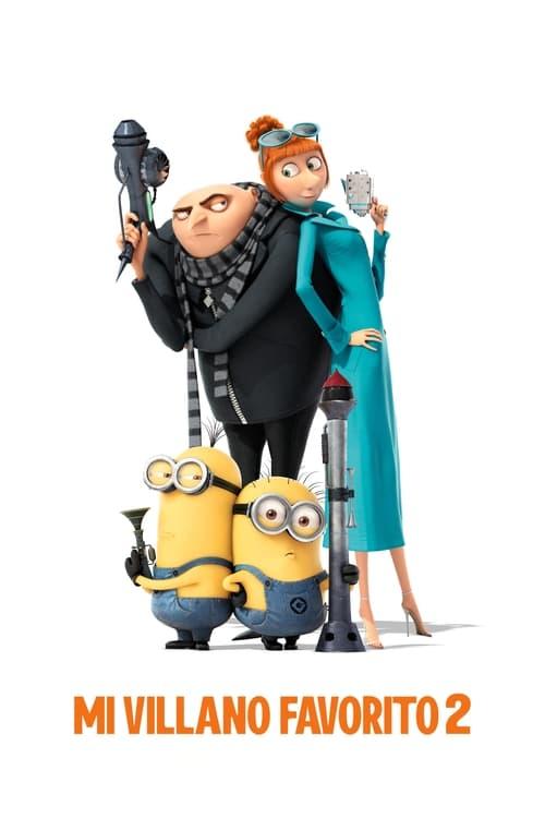 Gru 2. Mi villano favorito (2013) Repelisplus Ver Ahora Películas Online Gratis Completas en Español y Latino HD