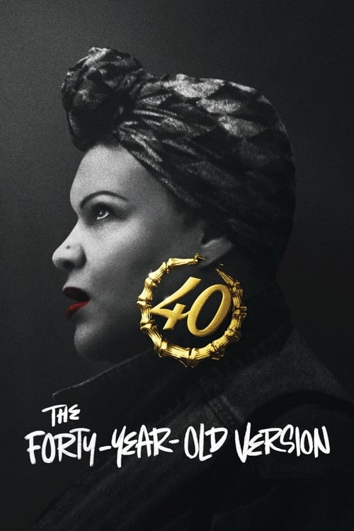Filme The Forty-Year-Old Version Dual Áudio 2020 – FULL HD 1080p