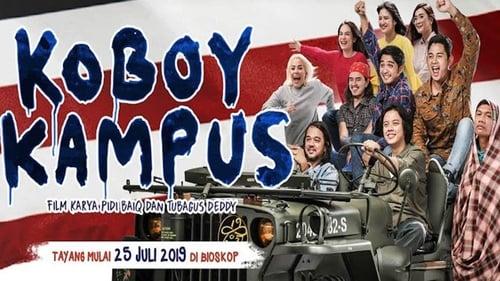 Koboy Kampus (2019) Watch Full Movie Streaming Online