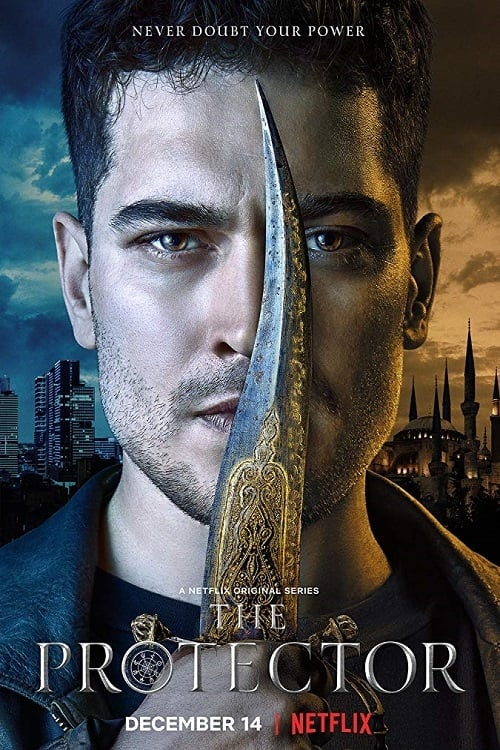 Cover of the Season 1 of The Protector