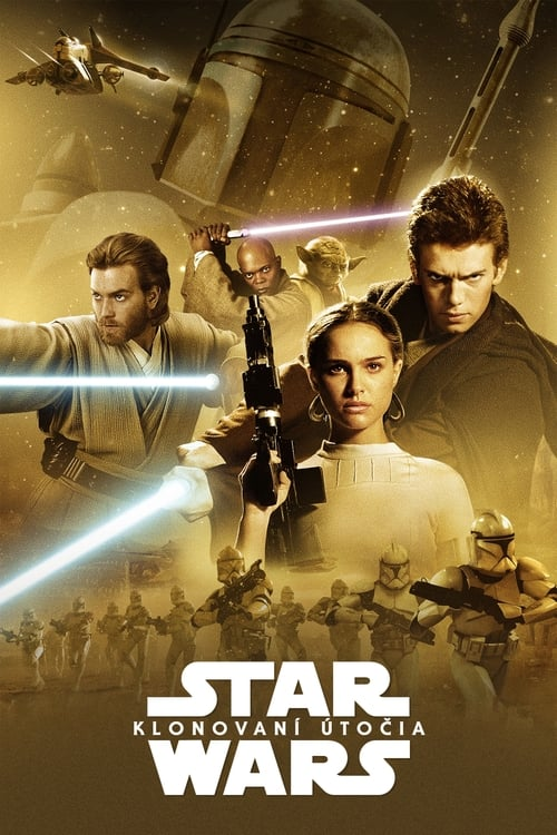 Star Wars: Epizóda II - Klonovaní útočia