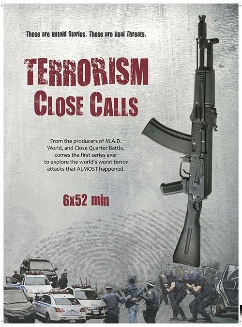 Cover of the Season 1 of Terrorism Close Calls