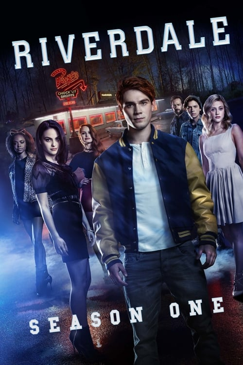 Cover of the Season 1 of Riverdale