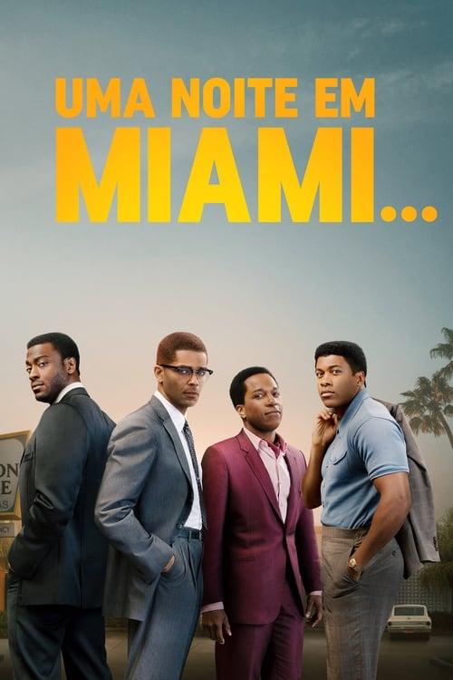 Filme Uma Noite em Miami… Dual Áudio 2021 – FULL HD 1080p