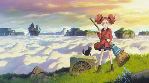Mary and the Witch's Flower (2017) Watch Full Movie Streaming Online
