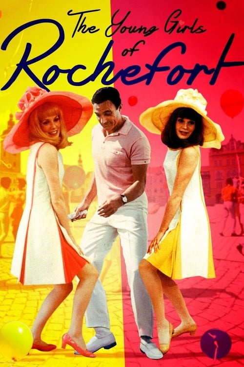 The Young Girls of Rochefort (1967) Poster