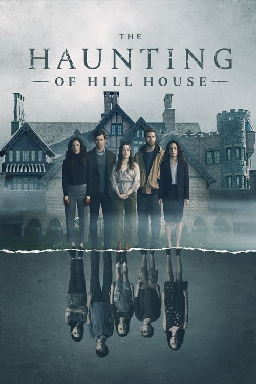 Cover of the The Haunting of Hill House of The Haunting