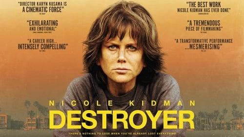 Destroyer (2018) Watch Full Movie Streaming Online