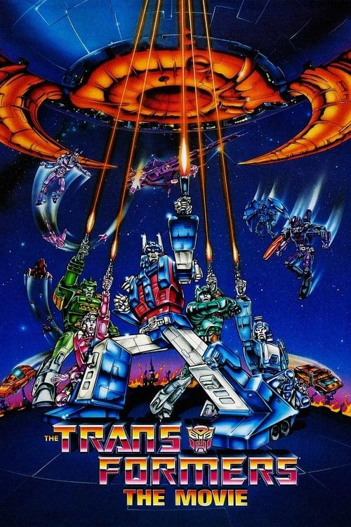 The Transformers: The Movie (1986) Teljes Film Magyarul Online HD