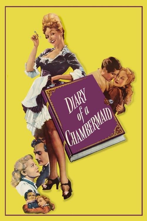 Assistir O Diário de uma Criada de Quarto (1946) filme completo dublado online em Portuguese