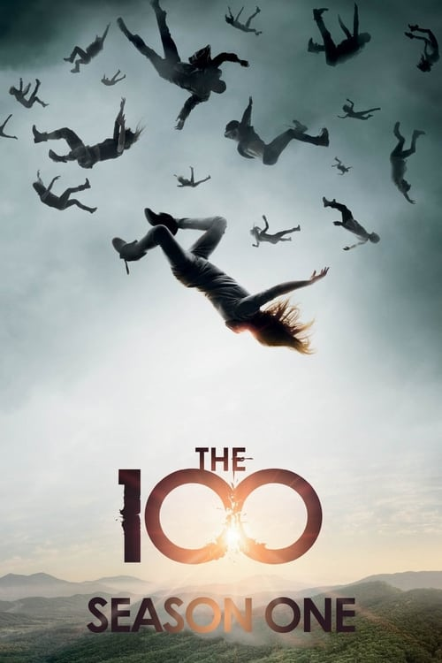 Cover of the Season 1 of The 100