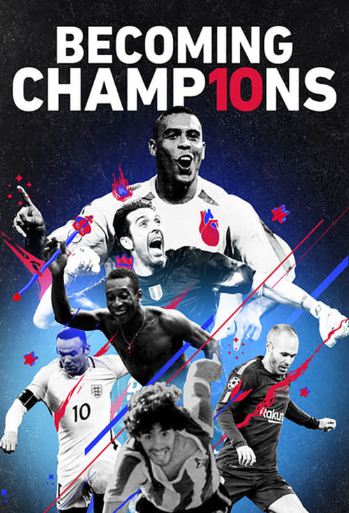 Cover of the Season 1 of Becoming Champions