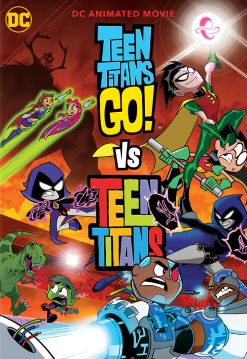 watch Teen Titans Go! vs. Teen Titans full movie online stream free HD