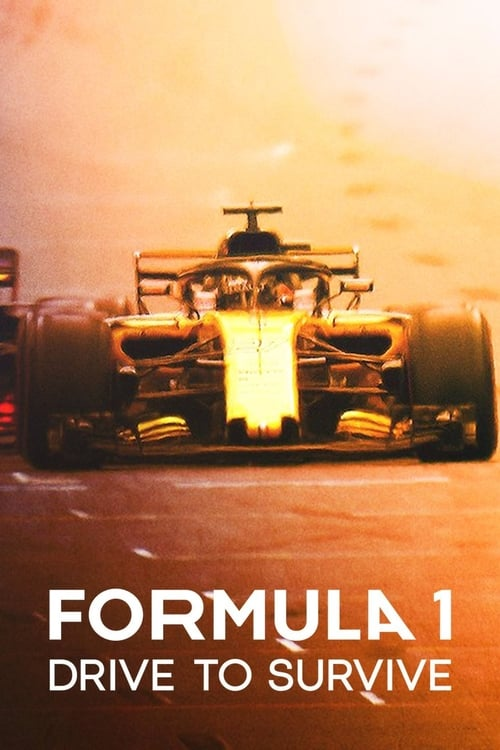 Cover of the Season 2 of Formula 1: Drive to Survive