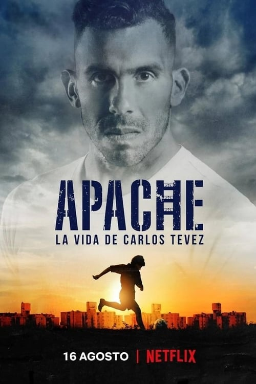 Cover of the Season 1 of Apache: La vida de Carlos Tevez