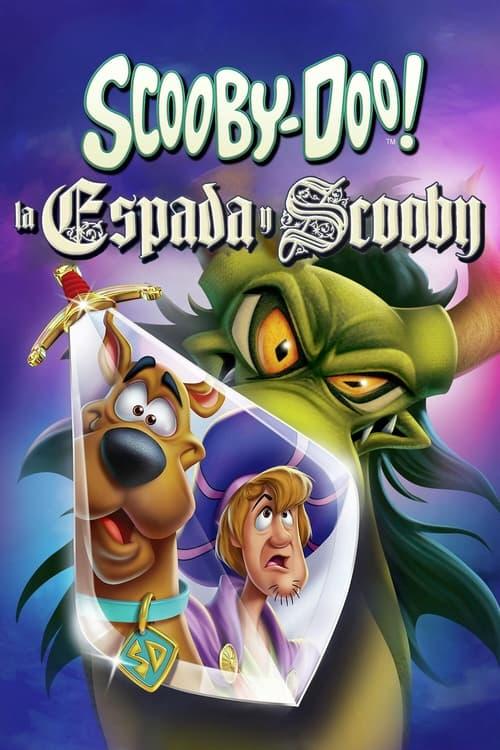 ¡Scooby-Doo! La Espada y Scooby (2021) Repelisplus Ver Ahora Películas Online Gratis Completas en Español y Latino HD