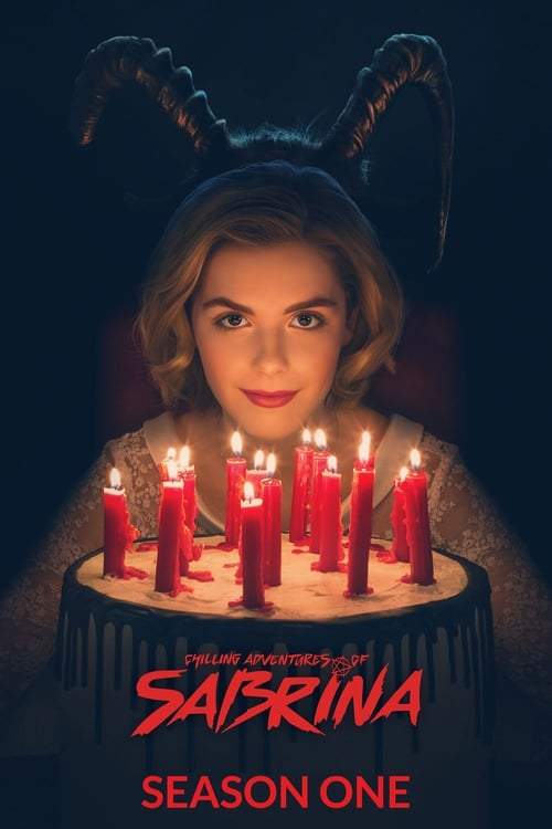 Cover of the Season 1 of Chilling Adventures of Sabrina