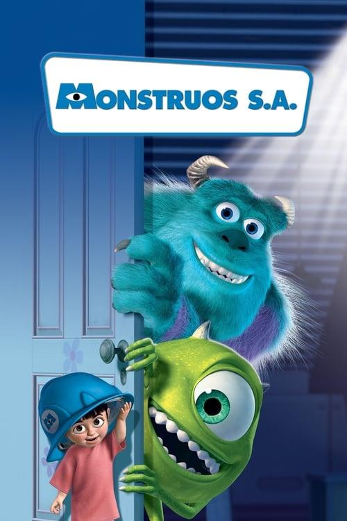 Monstruos, S.A. (2001) Repelisplus Ver Ahora Películas Online Gratis Completas en Español y Latino HD