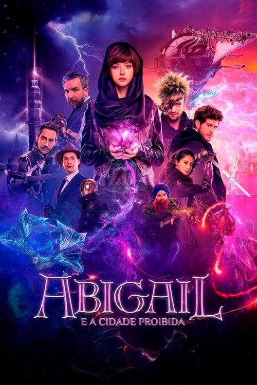 Abigail e a Cidade Proibida 2019 - BluRay 720p   1080p / Dual Áudio 5.1