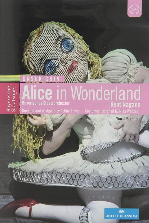 Unsuk Chin: Alice in Wonderland (2008) Poster