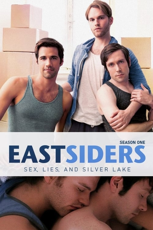 Cover of the Season 1 of EastSiders