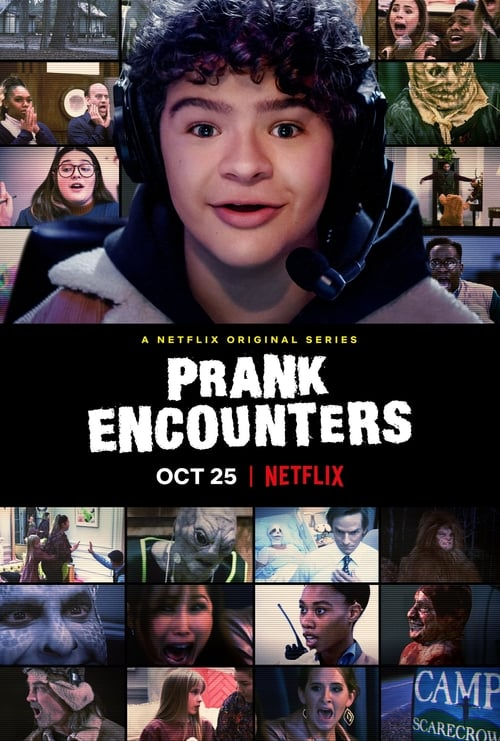 Cover of the Season 1 of Prank Encounters