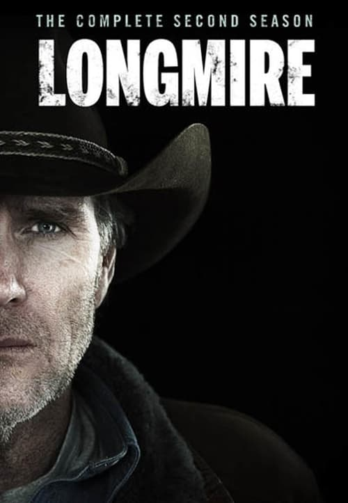 Cover of the Season 2 of Longmire