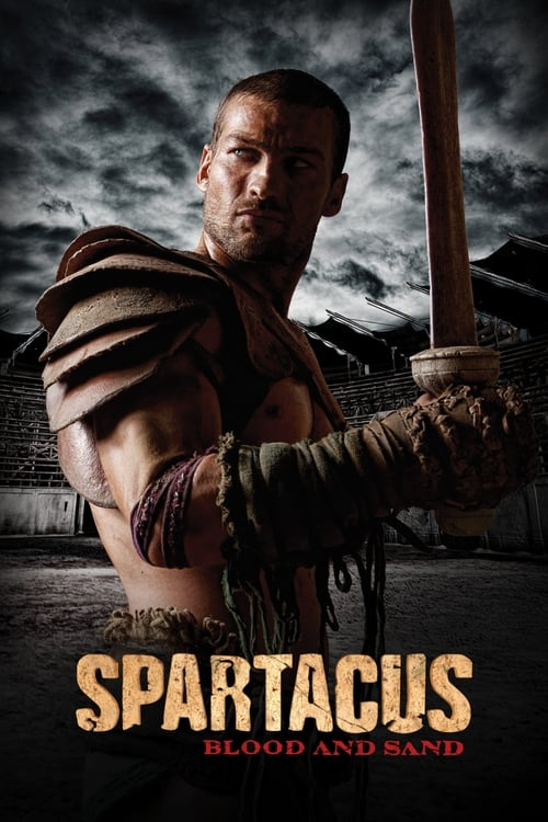 Cover of the Blood and Sand of Spartacus