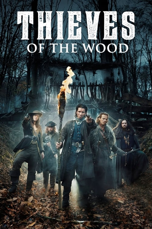 Cover of the Season 1 of Thieves of the Wood