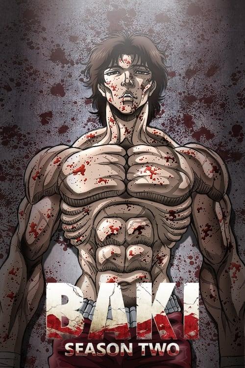 Cover of the The Great Raitai Tournament Saga of BAKI