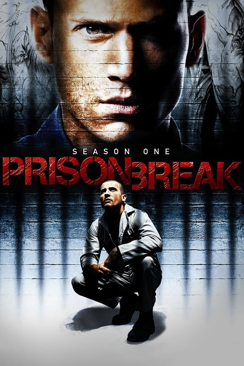 Cover of the Season 1 of Prison Break