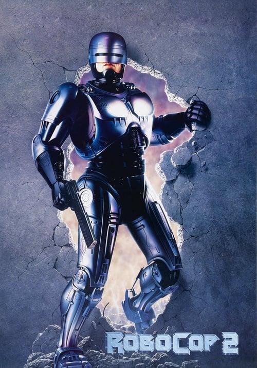 RoboCop 2 (1990) Film complet HD Anglais Sous-titre