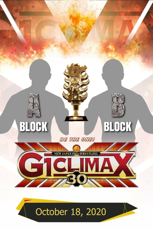 Watch NJPW G1 Climax 30: Day 19 Online