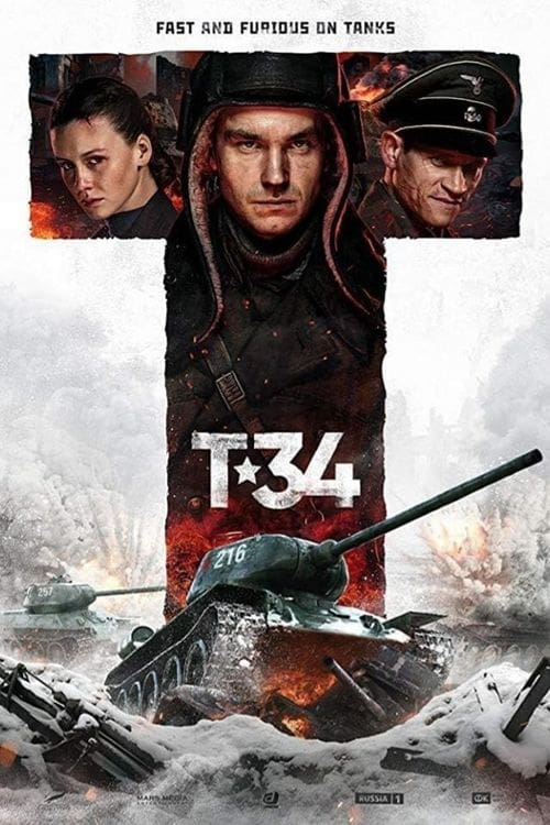 watch T-34 full movie online stream free HD