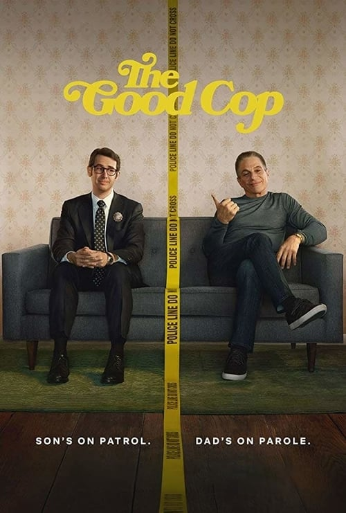 Cover of the Season 1 of The Good Cop