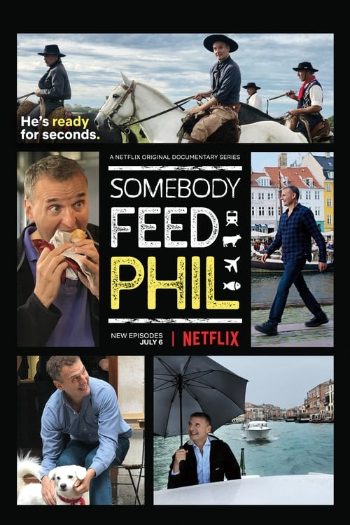 Cover of the The Second Course of Somebody Feed Phil