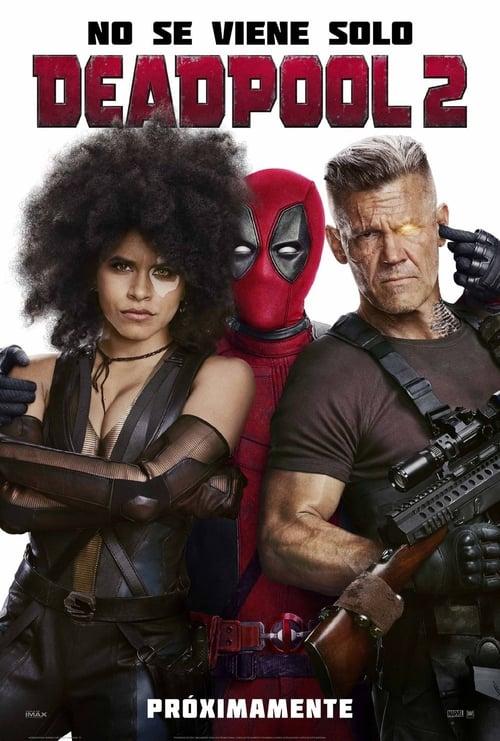 Deadpool 2 (2018) Repelisplus Ver Ahora Películas Online Gratis Completas en Español y Latino HD