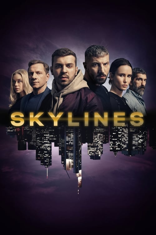 Cover of the Season 1 of Skylines