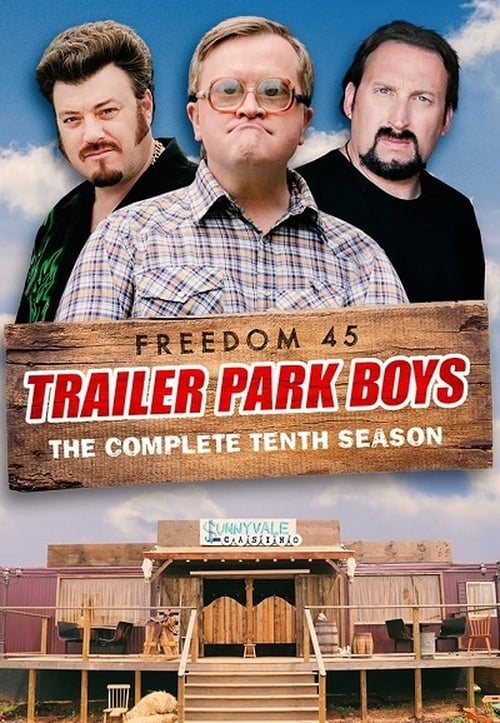 Cover of the Season 10 of Trailer Park Boys