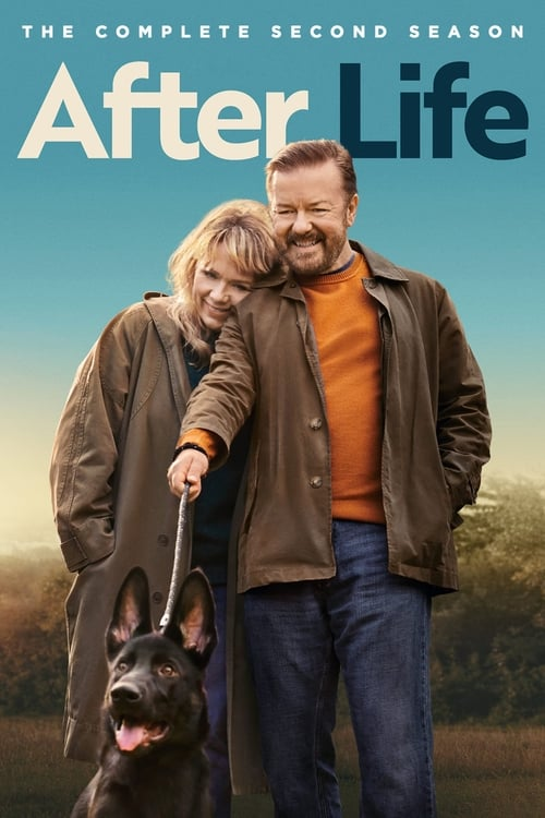 Cover of the Season 2 of After Life