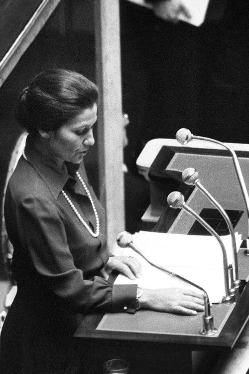 Simone Veil, une loi au nom des femmes