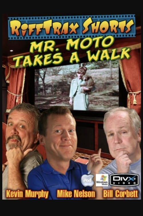 Mr. Moto Takes A Walk