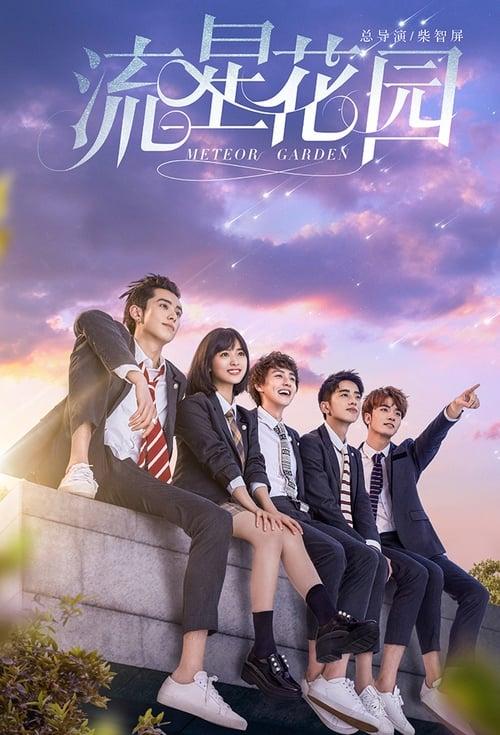 Cover of the Season 1 of Meteor Garden