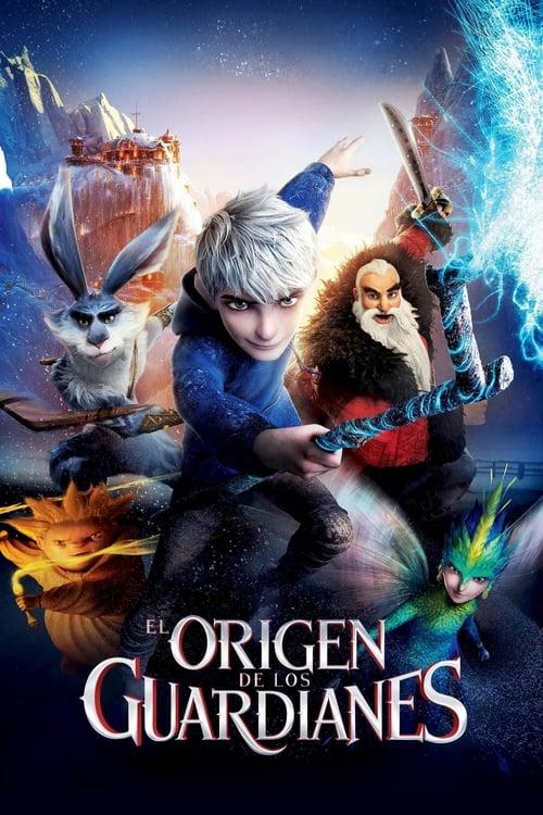 El origen de los guardianes (2012) PelículA CompletA 1080p en LATINO espanol Latino