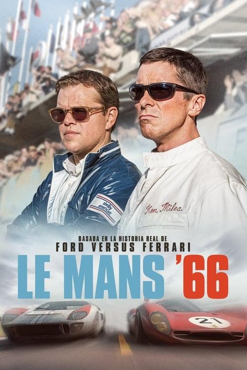 Le Mans '66 (2019) Repelisplus Ver Ahora Películas Online Gratis Completas en Español y Latino HD
