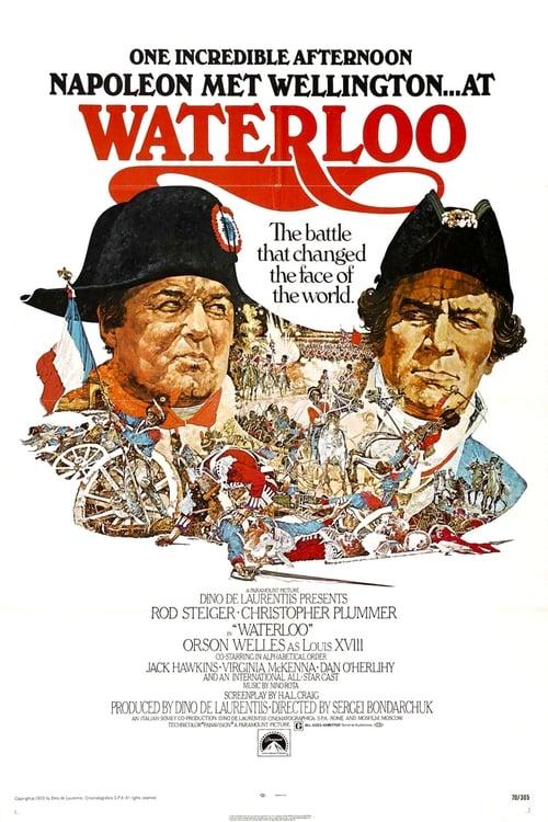 ワーテルロー (1970) Watch Full Movie Streaming Online